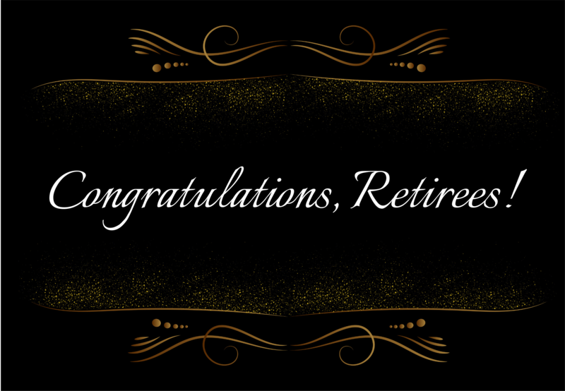 Congratulations Wilkes County Schools Retirees! Thumbnail Image