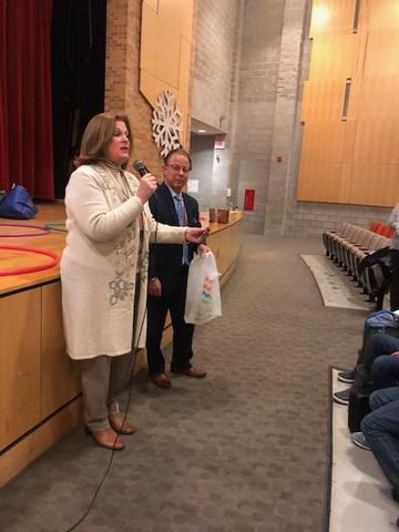 Bilingual Parent Advisory Meeting