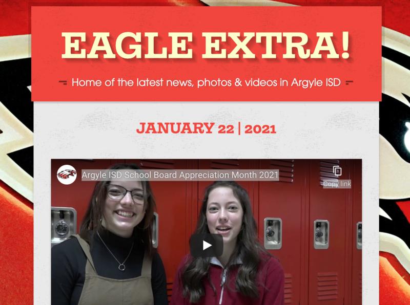 eagle extra