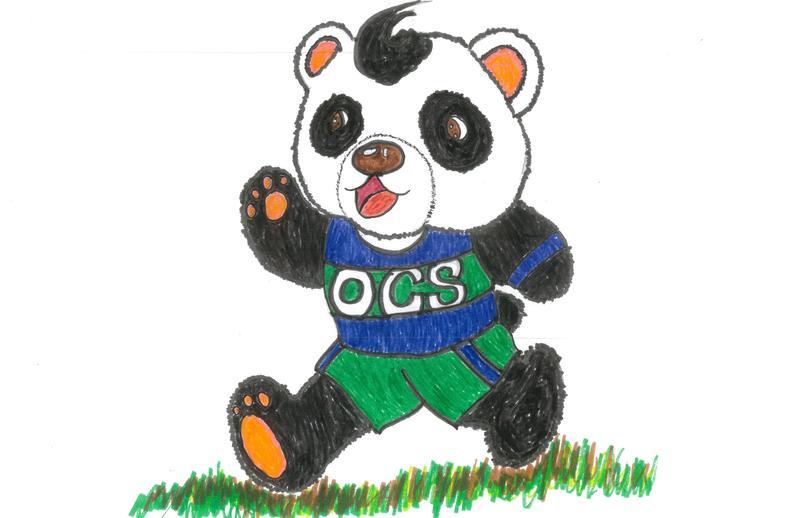 OCS Panda running