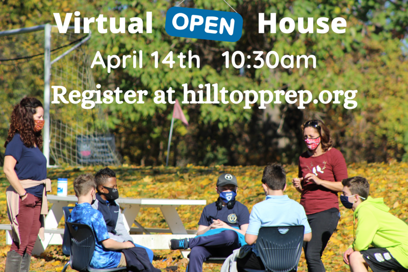 Virtual Open House April 14th, at 10:30am Featured Photo
