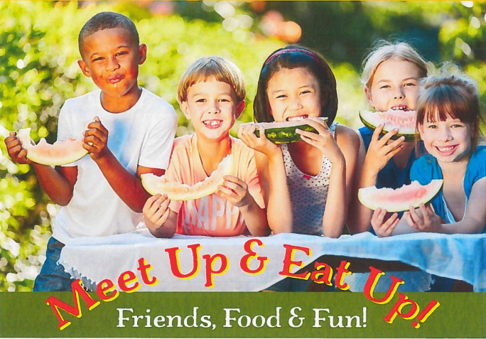 Meet up & Eat up!