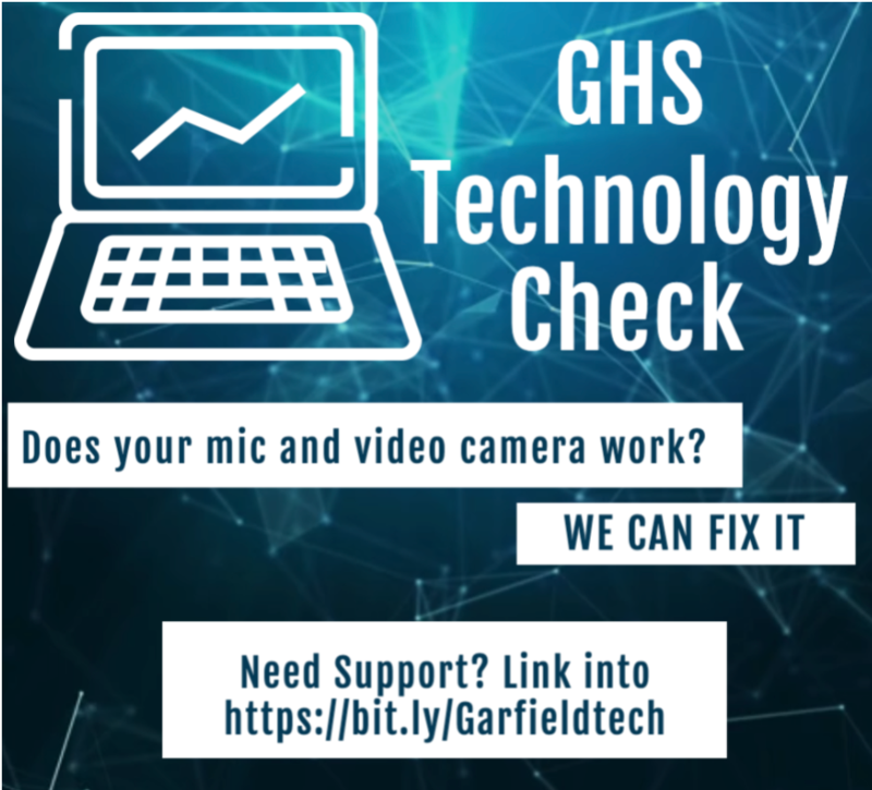 GHS Tech Check Support