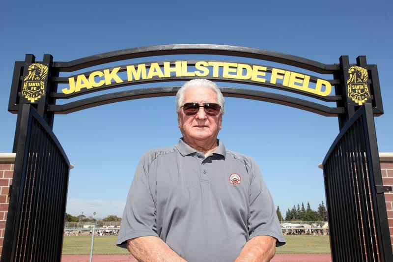 District Remembers Coach Jack Mahlstede Featured Photo