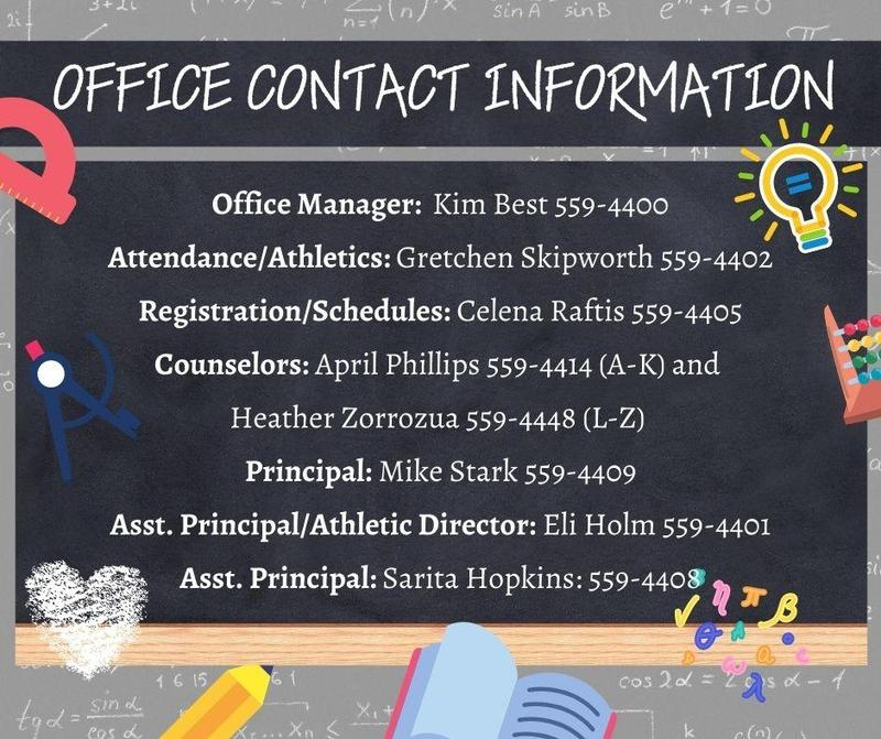 Office Contact Information Thumbnail Image