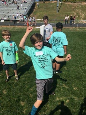 MCES Students at Special Olympics