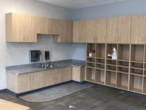 Classroom Sink Area