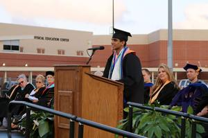 Commencement address