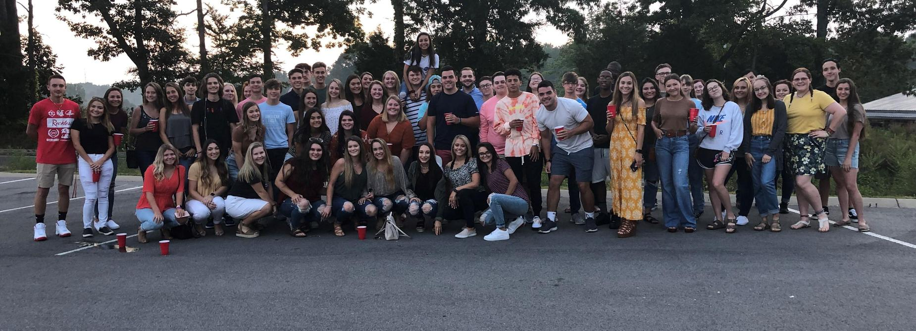 Senior Sunrise 2019