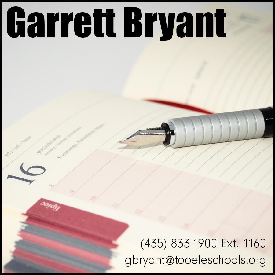 Garrett Bryant