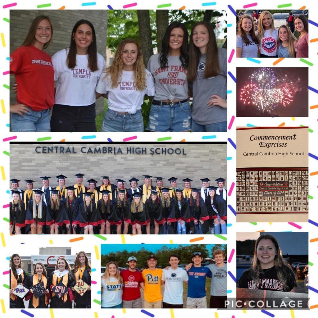 CCHS Graduation 2020 #3