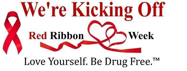 Red Ribbon Week: Oct. 22-26, 2018 Featured Photo