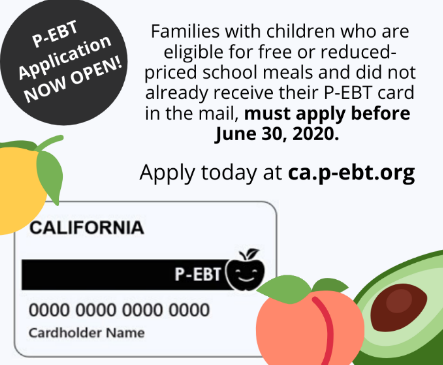 Pandemic EBT: Get Help Buying Food While Schools are Closed Featured Photo