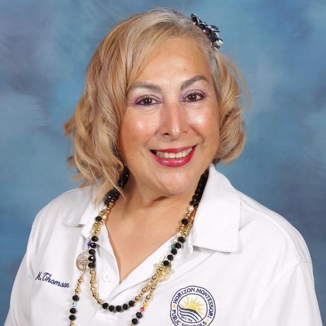 Maria Thomson's Profile Photo