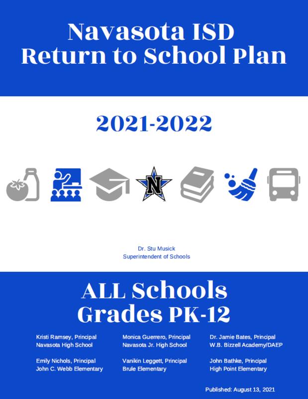 NISD 2021-22 Return to School Plan Featured Photo