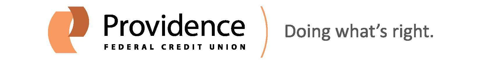 Providence Federal Credit Union logo