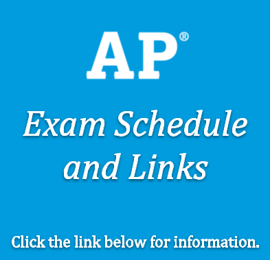 AP Exam Schedule and Links Featured Photo