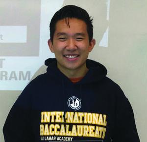 IB student named national merit scholar finalist