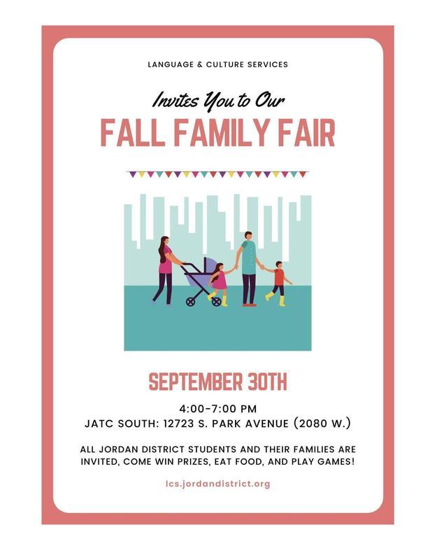 Fall Family Fair