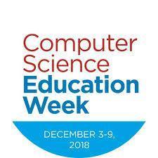 Computer Science Education Week 2018