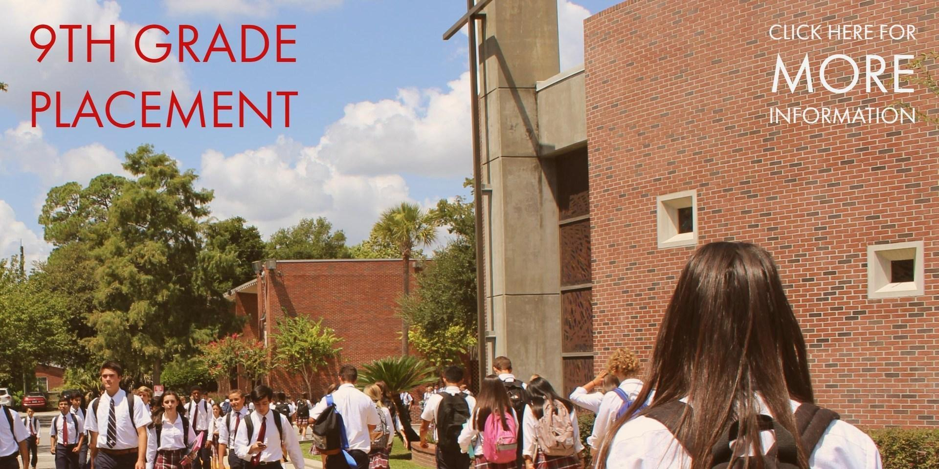 Placement Test – Admissions – Bishop Kenny High School