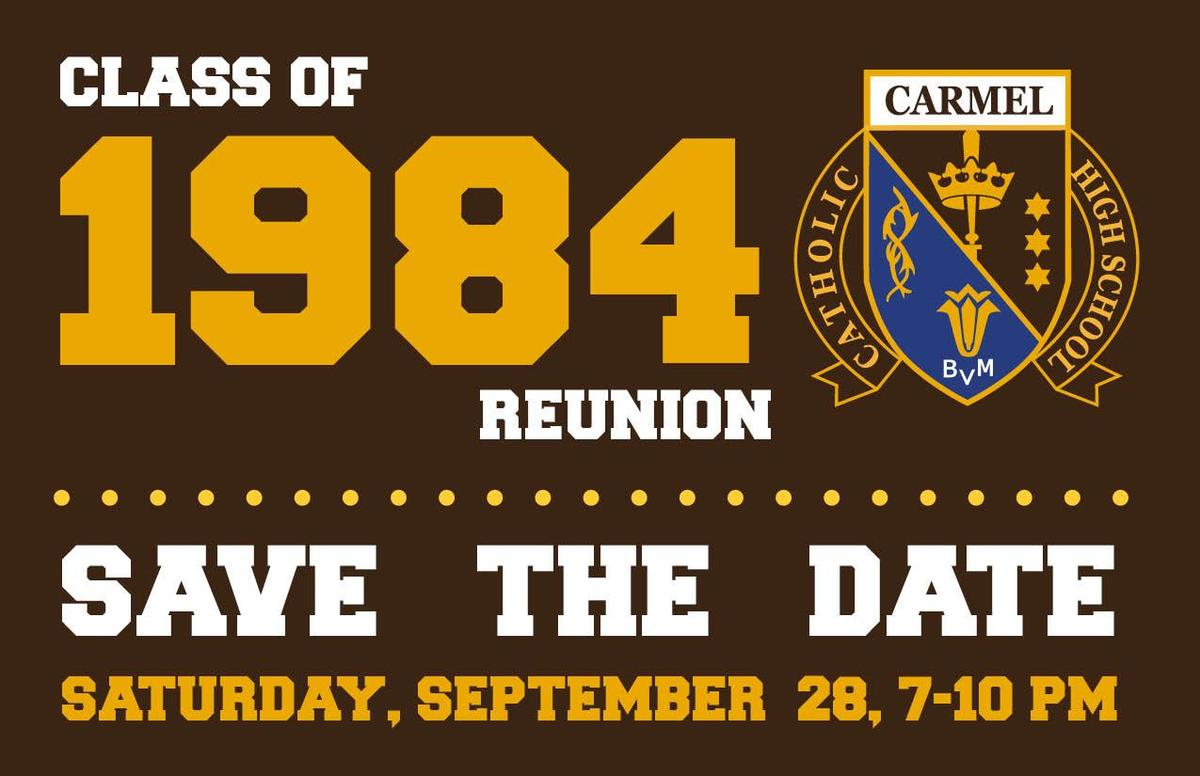 Class of 1984 35-Year Reunion