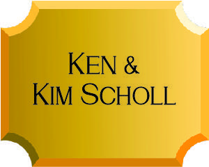 Ken and Kim Scholl