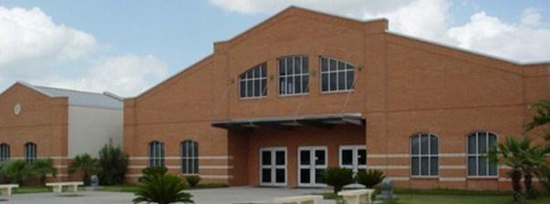 View of Orange Grove High School Building