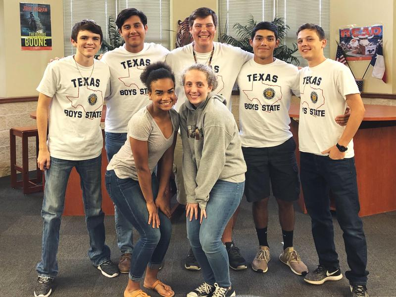 SHS Students Attend Boys/Girls State Thumbnail Image