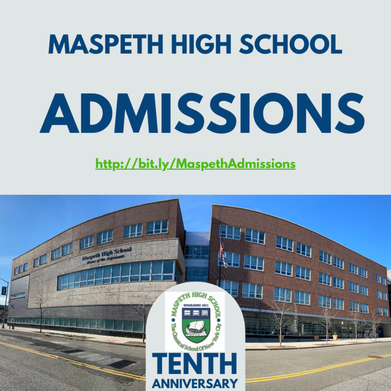 Maspeth High School Admissions