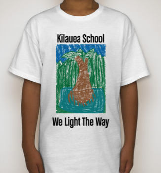 We Light the Way T-shirt