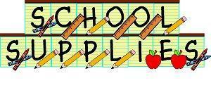 School Supply List 2021-2022 School Year Featured Photo