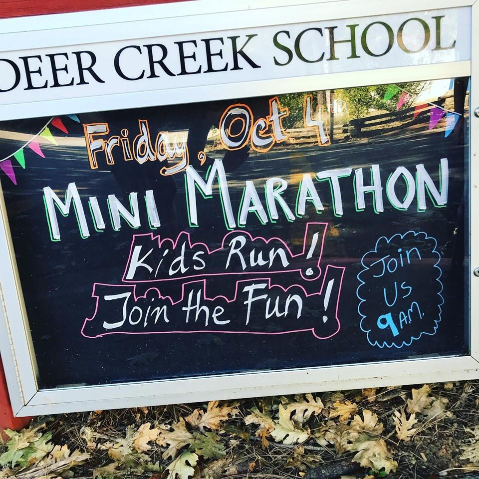Deer Creek Mini Marathon