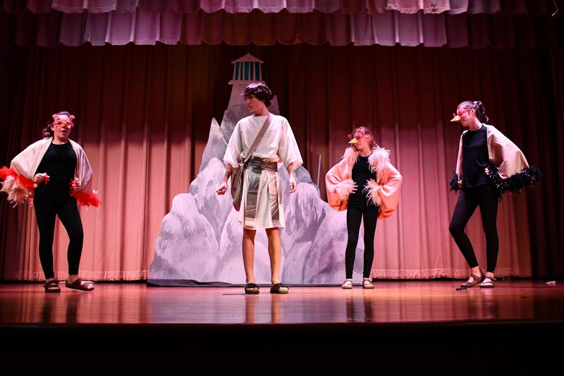 Hercules Performance a strong show for Greenfield's Arts! Featured Photo