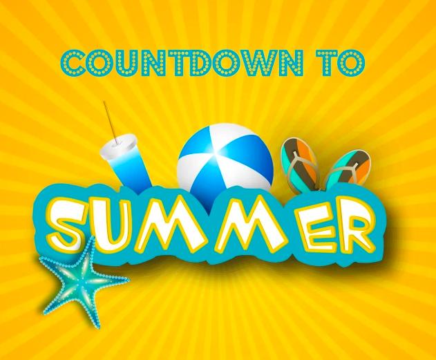 Virtual Spirit Week-Countdown to Summer