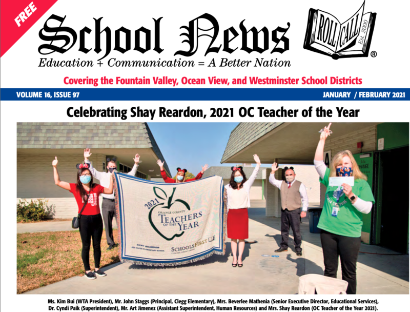 January/February School News 2021