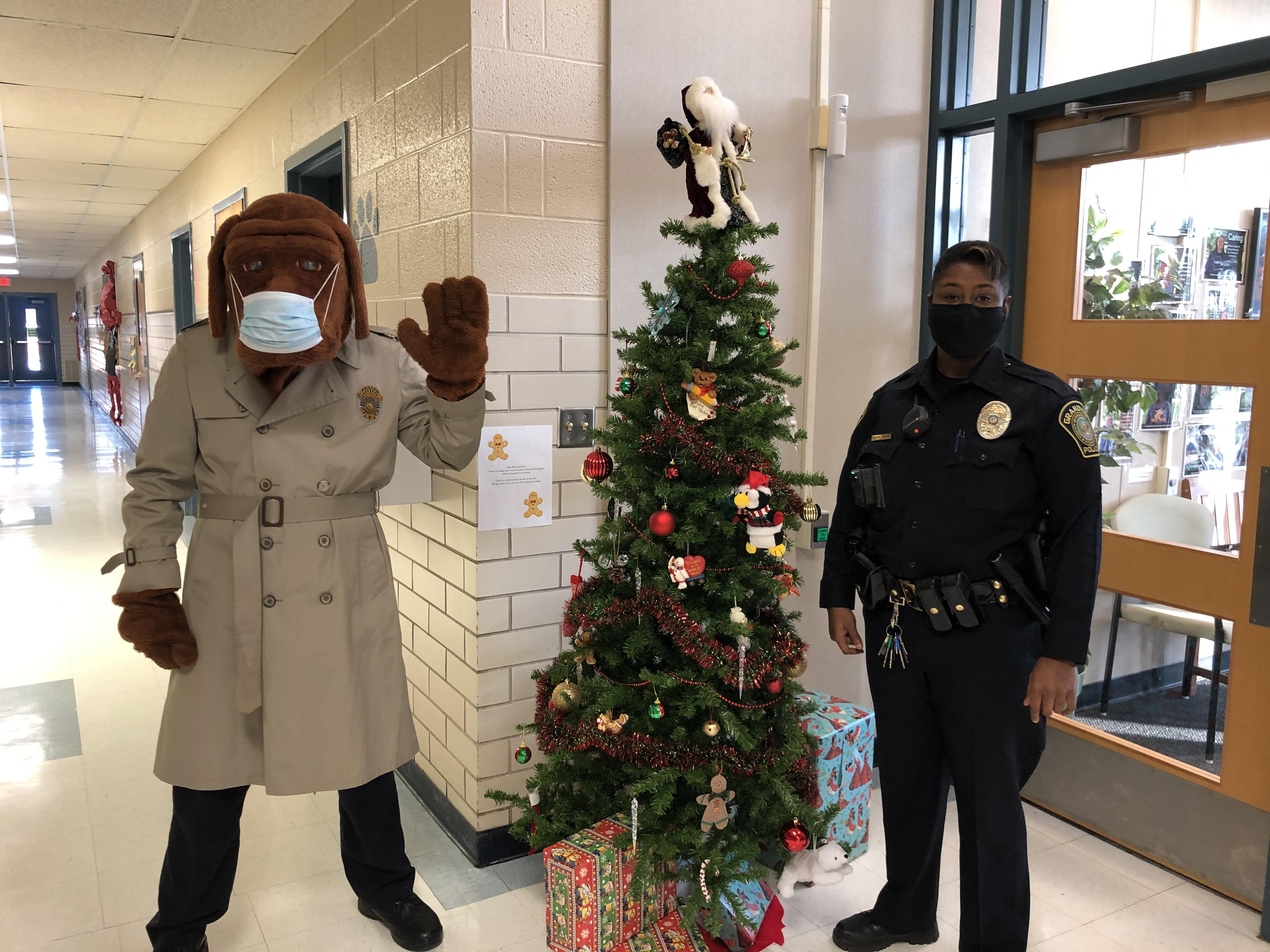 Christmas at High Grove Early Childhood Center Image
