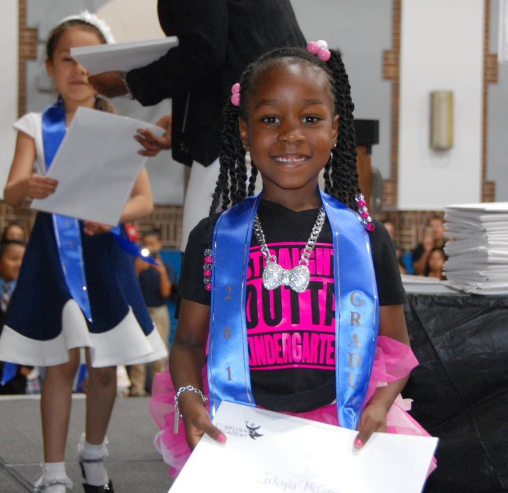 CA-South City Kindergarten Graduation 2017