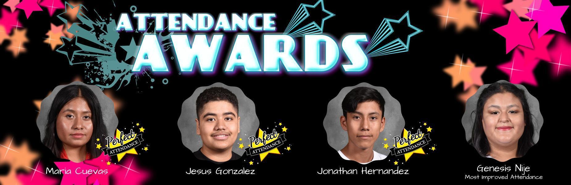 Attendance Awards 2020