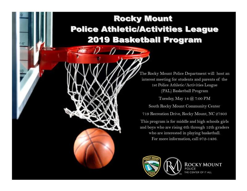 Police Basketball Flyer