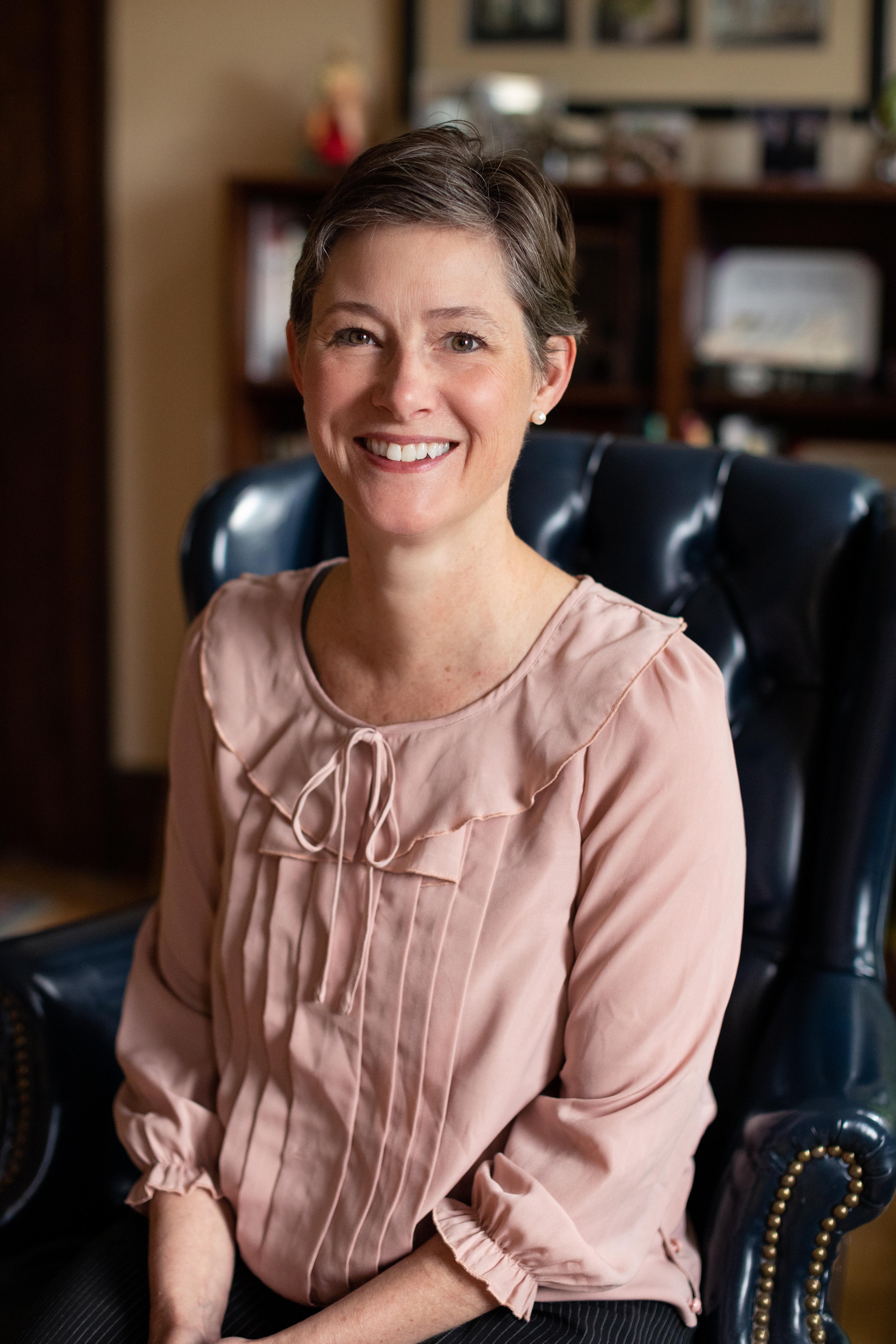 Principal Laura Hickman photo
