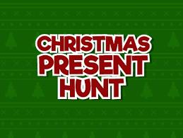 christmas present hunt