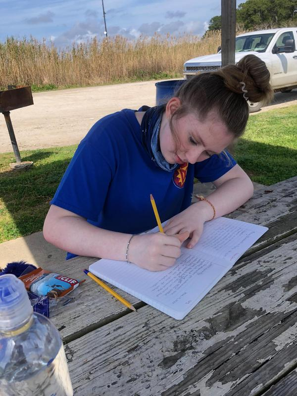 Ninth-year student shares internship experience at Dauphin Island Sea Lab Featured Photo