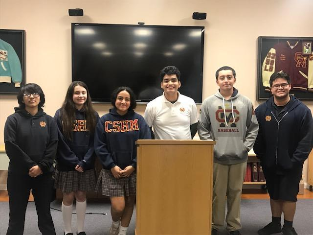 Congratulations to the Gabriel Family Foundation Essay and Oration Contest Winners! Thumbnail Image