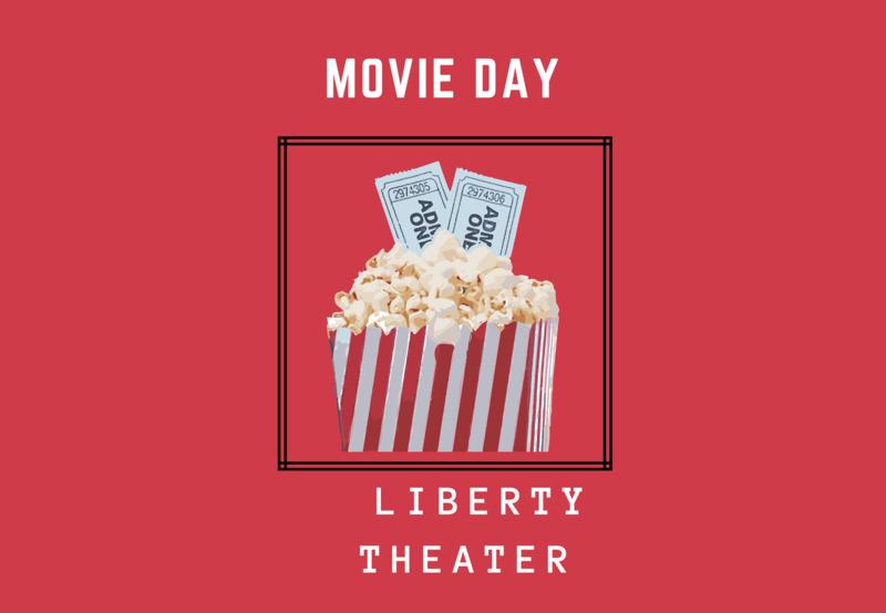 Movie Day at The Liberty, April 18th Thumbnail Image