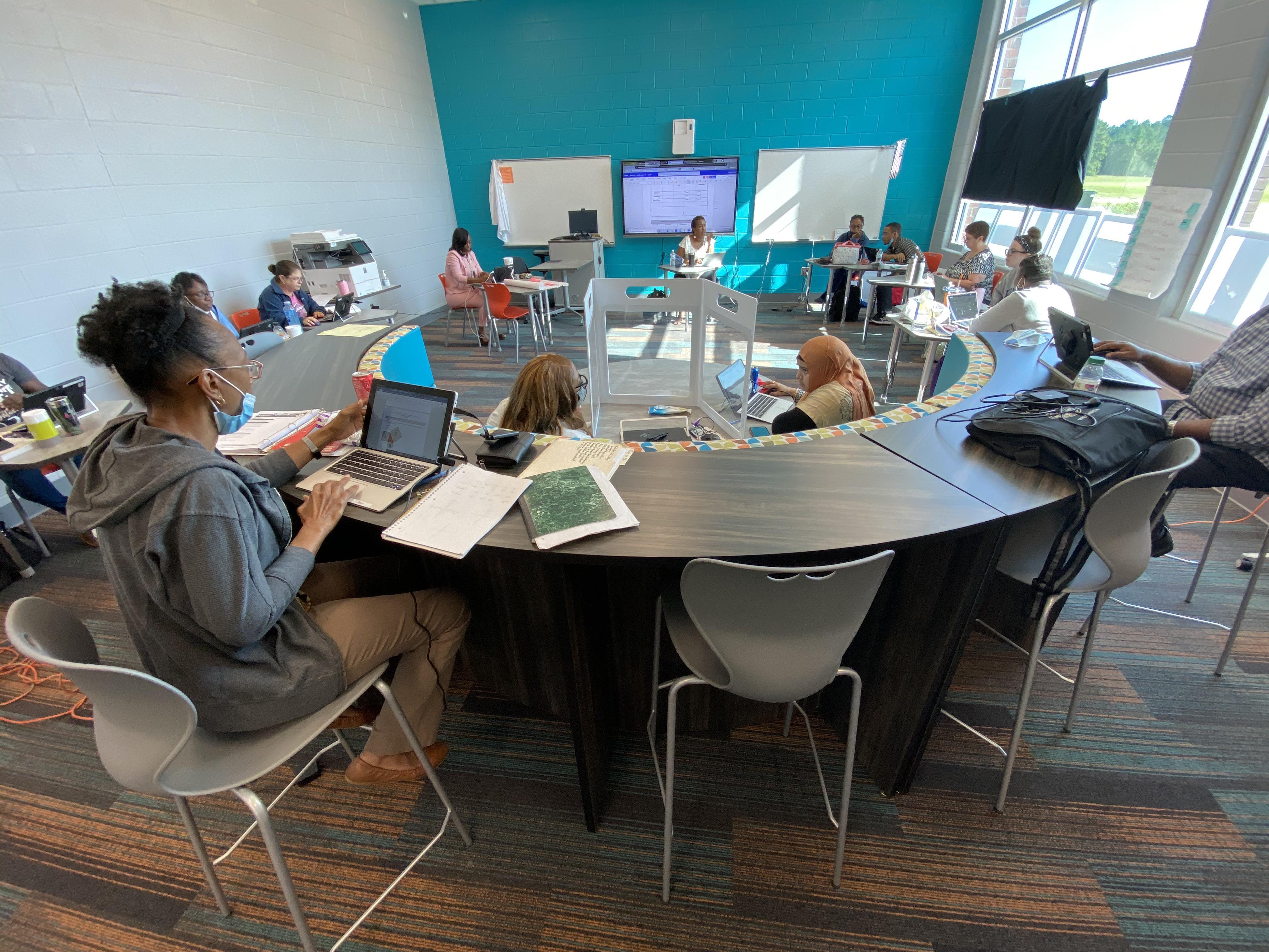 Rigorous Curriculum Design Team Featured Photo