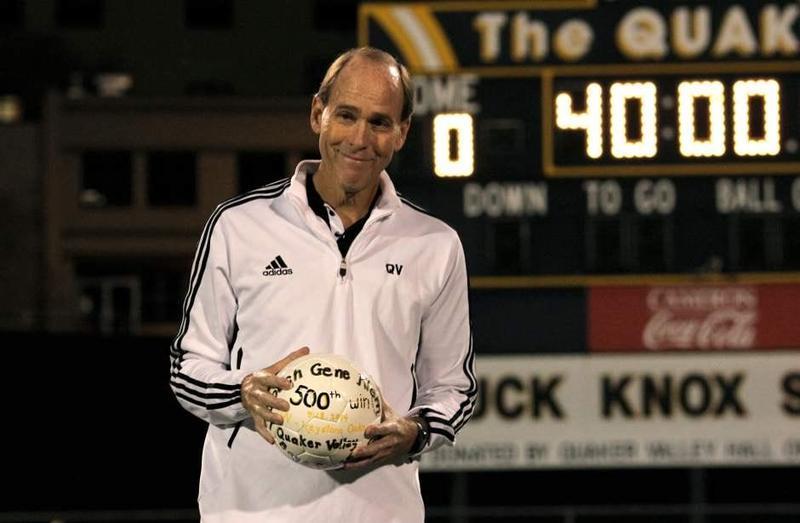 Coach Gene Klein