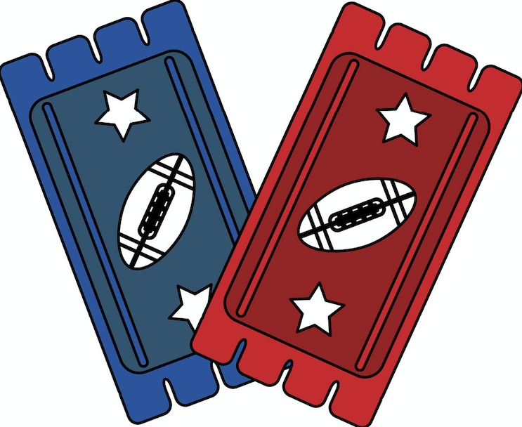 Varsity Football @ Canyon Randall Friday, October 23 - TICKETS AVAILABLE NOW Thumbnail Image
