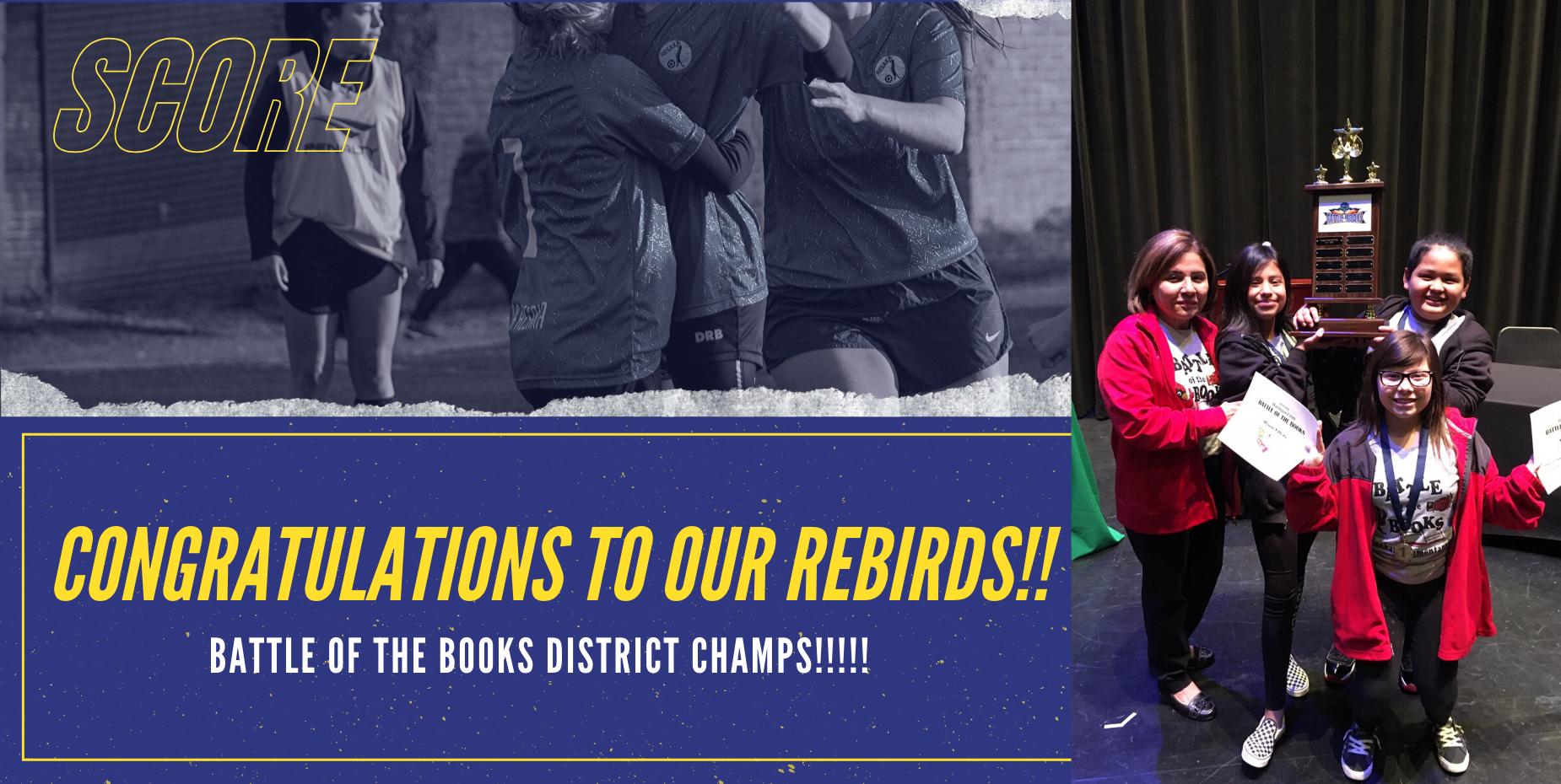 BOTB 2020 District Champs!!!