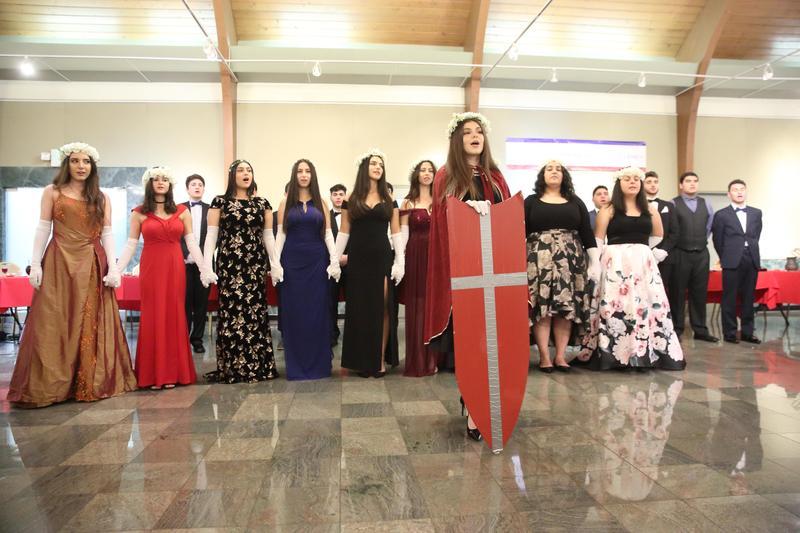 Հայկական Քնարերգութեան Սեղան Featured Photo